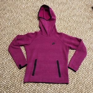 Nike Tech Fleece V2 Womens Hoodie L